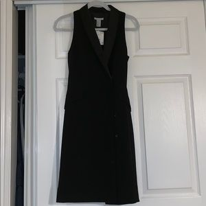 Cool and hip blazer dress from H&M